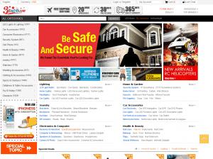 screenshot van de website van Eachbuyer