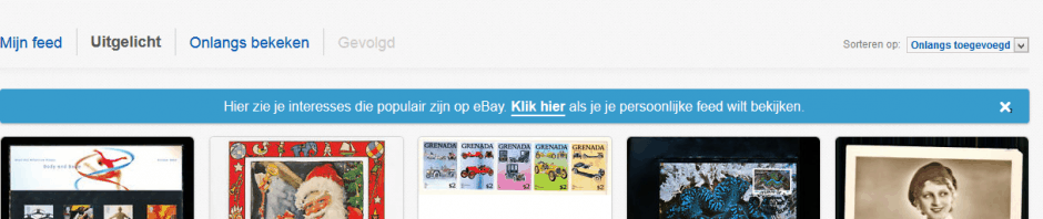 Screenshot eBay